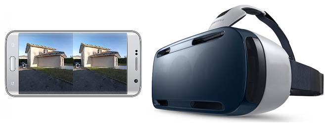 visite virtuelle compatible Smartphones
